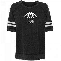Comfy Gymnastics Girl Leah