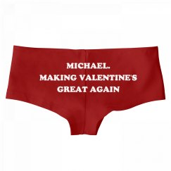 Michael. Making Valentine's Day Great Again
