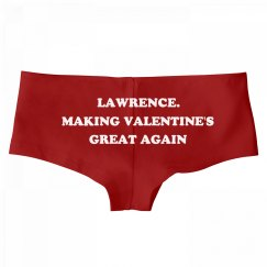 Lawrence. Making Valentine's Day Great Again