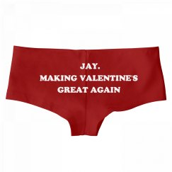 Jay. Making Valentine's Day Great Again