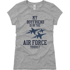 My Boyfriend in the Air Force