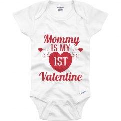 Baby First Valentine Mommy