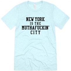 New York Muthafuckin' City
