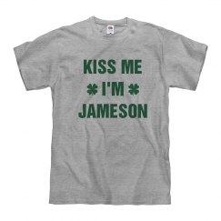 St. Pat's Kiss Me I'm Jameson