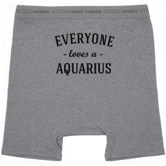 Everyone Loves A Aquarius