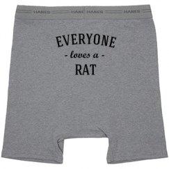 Everyone Loves A Rat