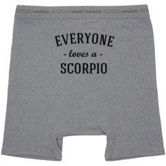 Everyone Loves A Scorpio
