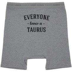 Everyone Loves A Taurus