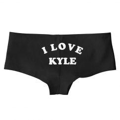 I Love Kyle Underwear