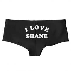 I Love Shane Underwear