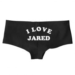 I Love Jared Underwear