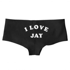 I Love Jay Underwear