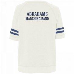 Abrahams Marching Band Member