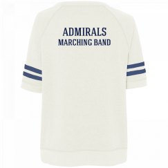 Admirals Marching Band Member