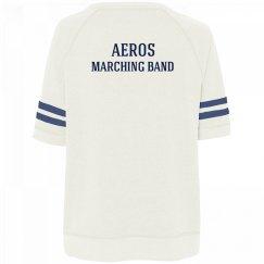 Aeros Marching Band Member
