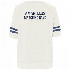 Amarillos Marching Band Member