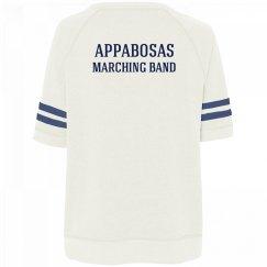 Appabosas Marching Band Member