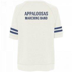 Appaloosas Marching Band Member