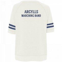 Argylls Marching Band Member