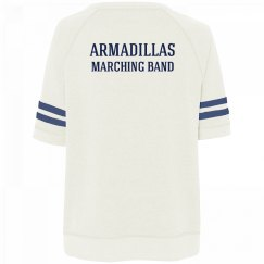 Armadillas Marching Band Member