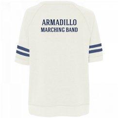 Armadillo Marching Band Member