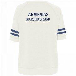 Armenias Marching Band Member