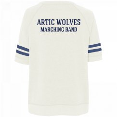 Artic Wolves Marching Band Member