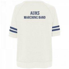 Auks Marching Band Member