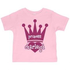 Princess Charleigh Girl Toddler