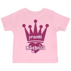 Princess Magnolia Girl Toddler