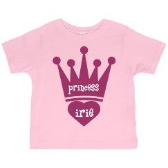 Princess Irie Girl Toddler