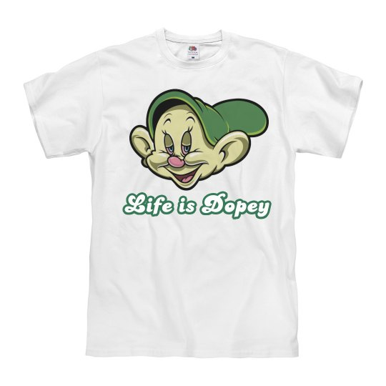 Life Is Dopey, Man