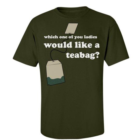 Like A Teabag?