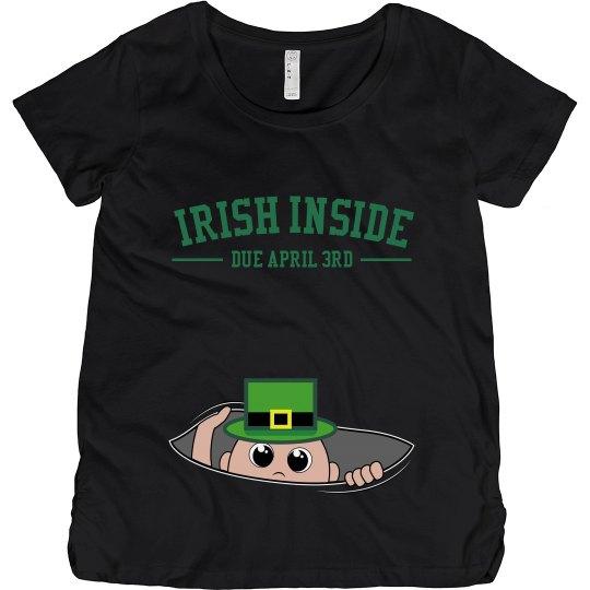 Lil' Irish Baby Inside