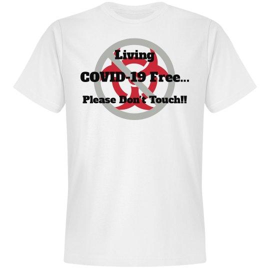 Living CV Free... Do Not Touch