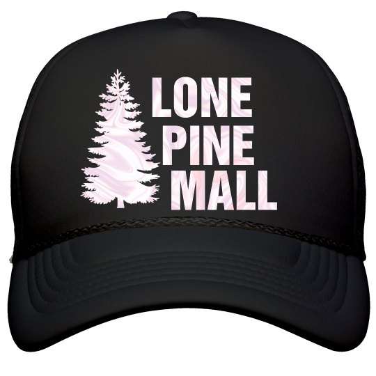 Lone Pine Mall Pearl Foil