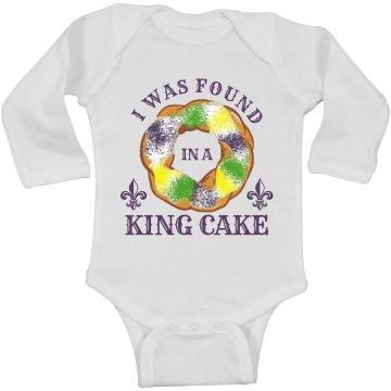 Longsleeve King Cake Baby