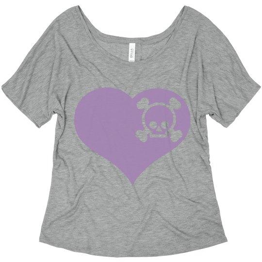 Love Skull/Crossbones
