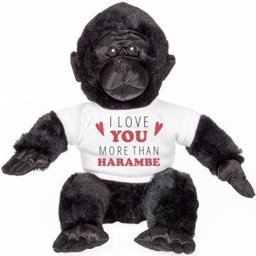 Love You More Than Harambe