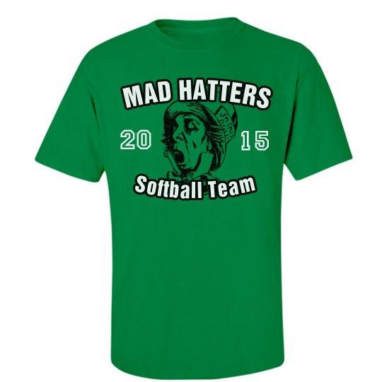 Mad Hatters Softball