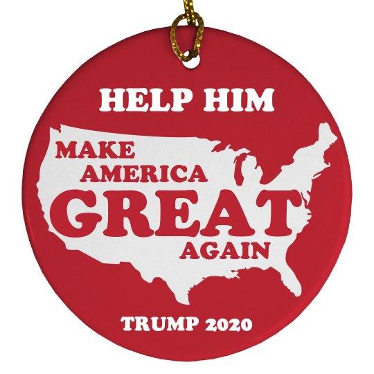 MAGA Trump 2020
