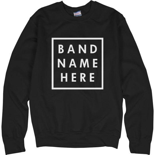 Make A Custom Band Hoodie