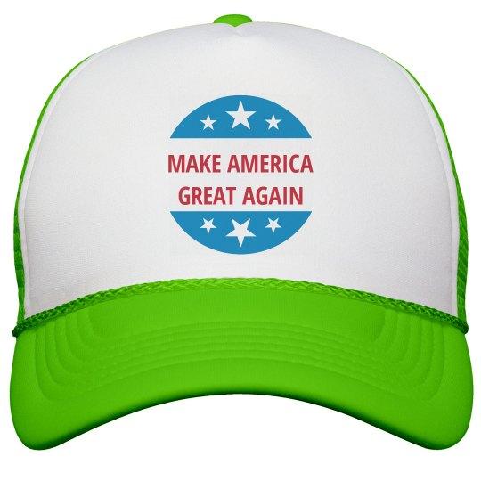 Make America Great Again 2016