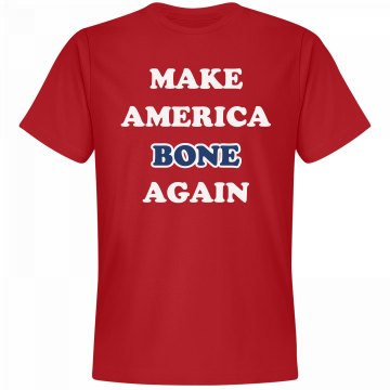 Make America (Ken) Bone Again