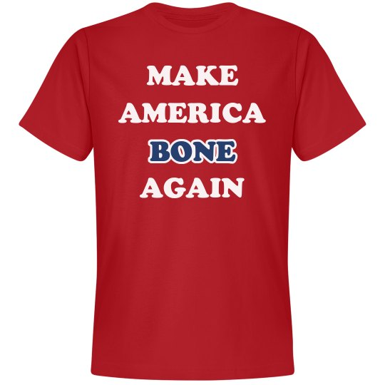 Make America (Ken) Bone Again