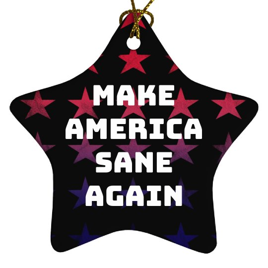 Make America Sane Again