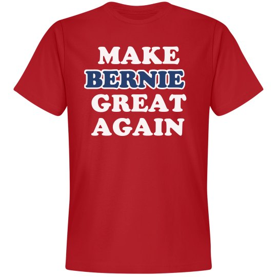 Make Bernie Great Again