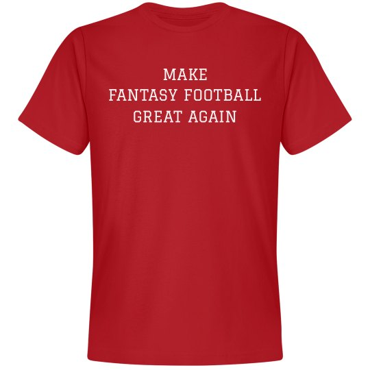 Make Fantasy Football Great Again