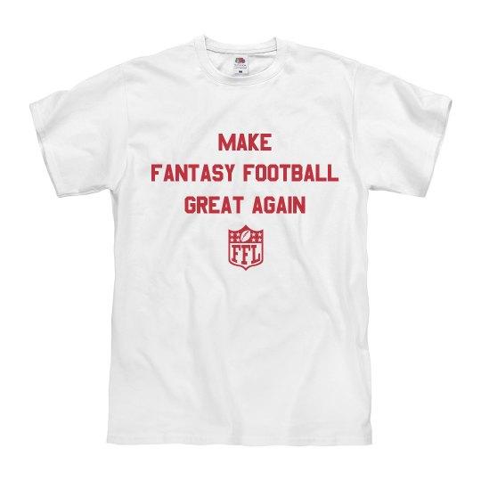 Make Fantasy Football Great Funny