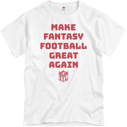 Make Fantasy Football Great Sports